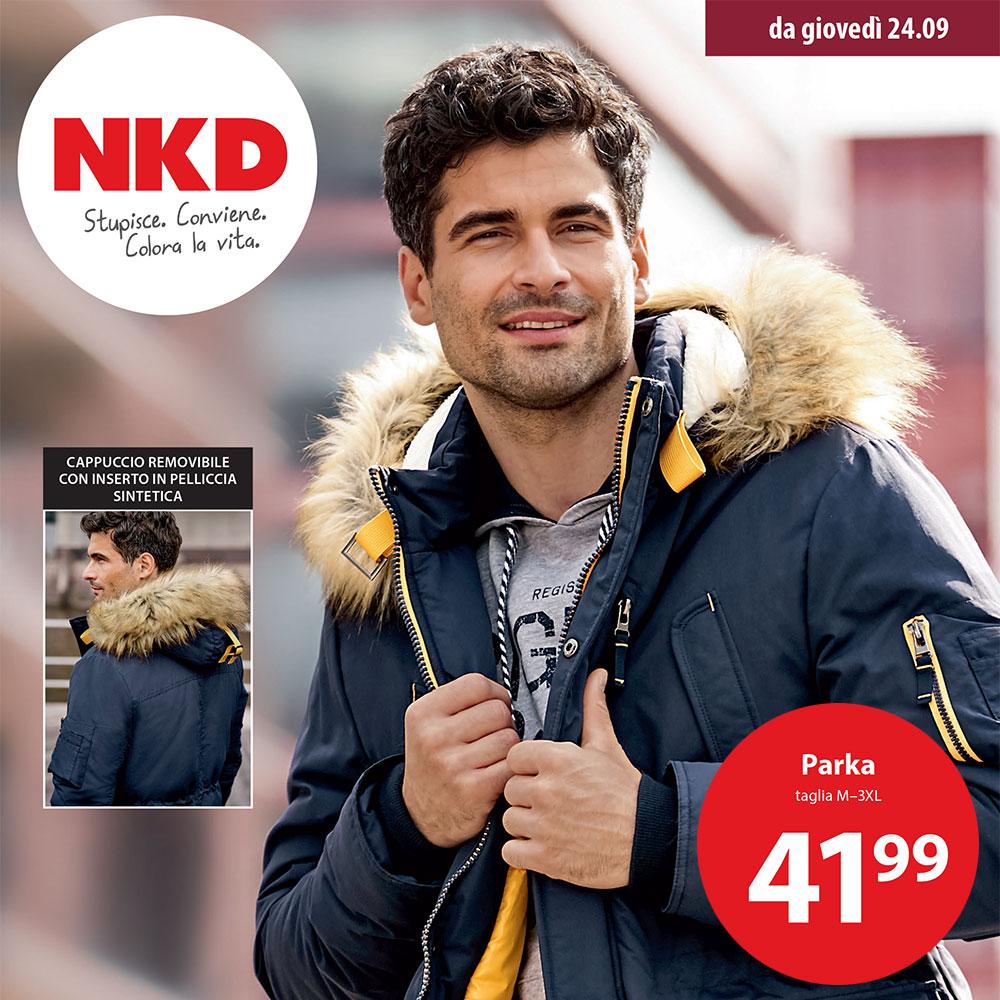 Autunno trendy - Offerta NKD dal 24 settembre 2020