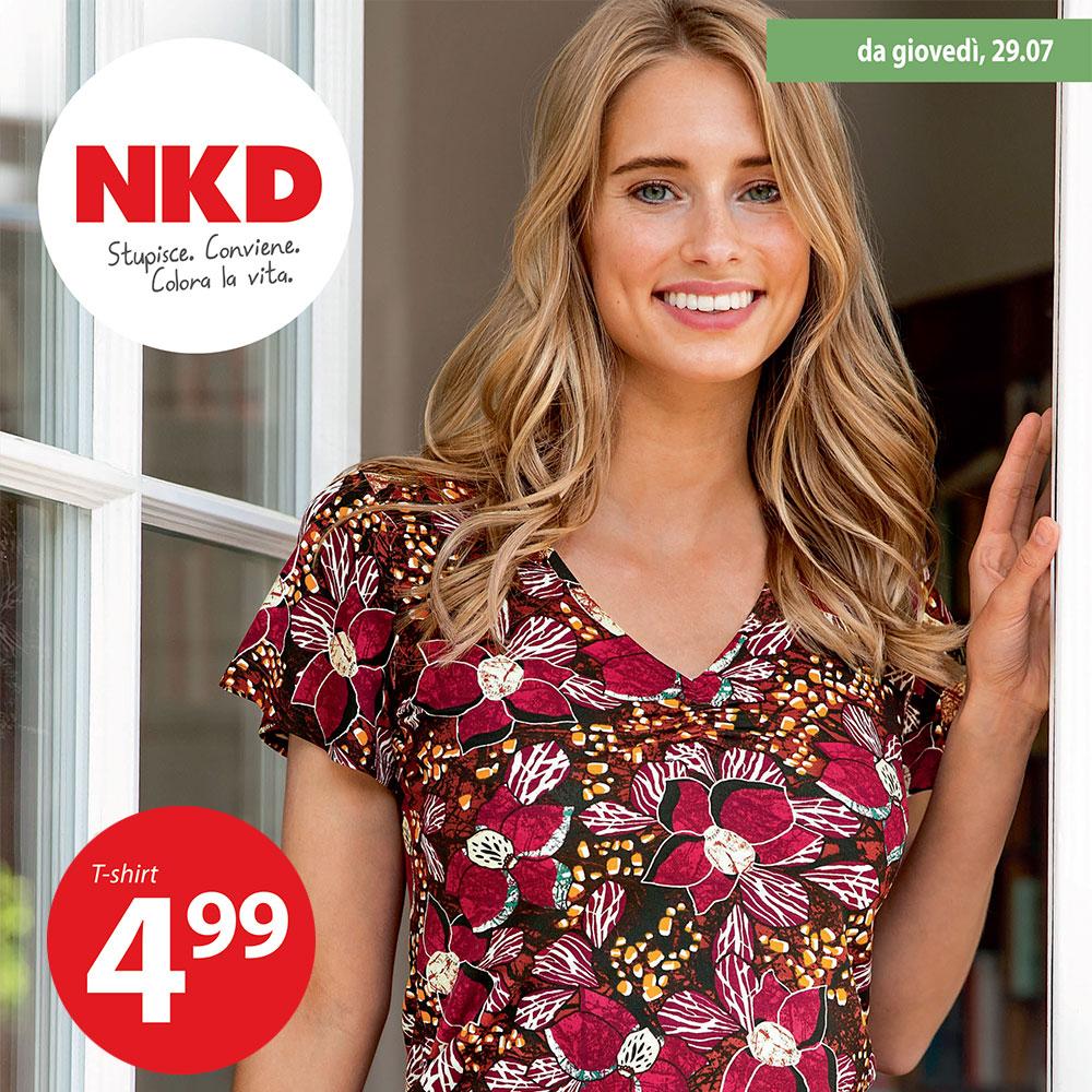 Offerte Estate NKD - Dal 29 luglio 2021
