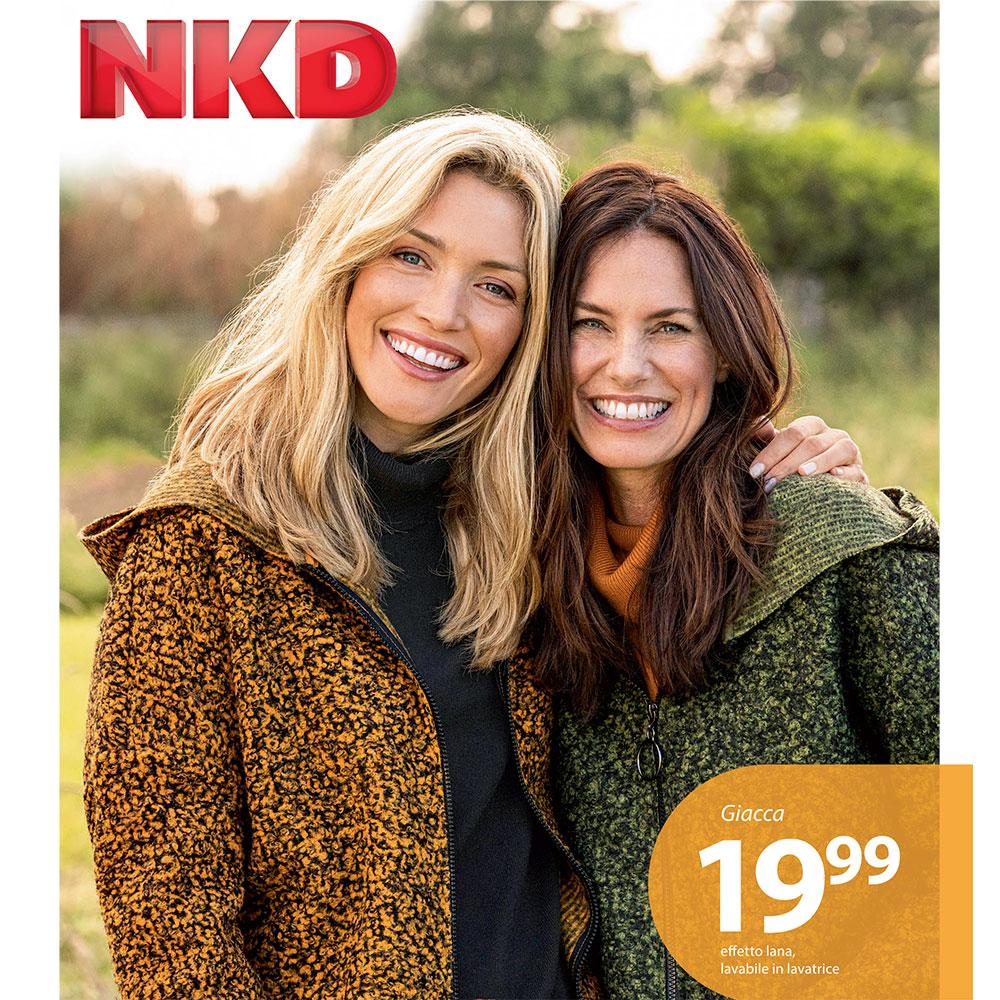 Gioia d'autunno NKD - Da giovedì 2 settembre 2021